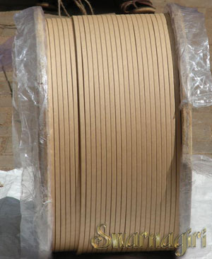 Paper Covered Copper Wires and Strips - Swarnagiri Wire ...